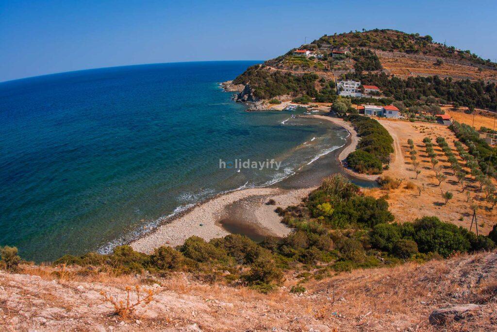 Aegina Plajları - Nerede Denize Girilir?