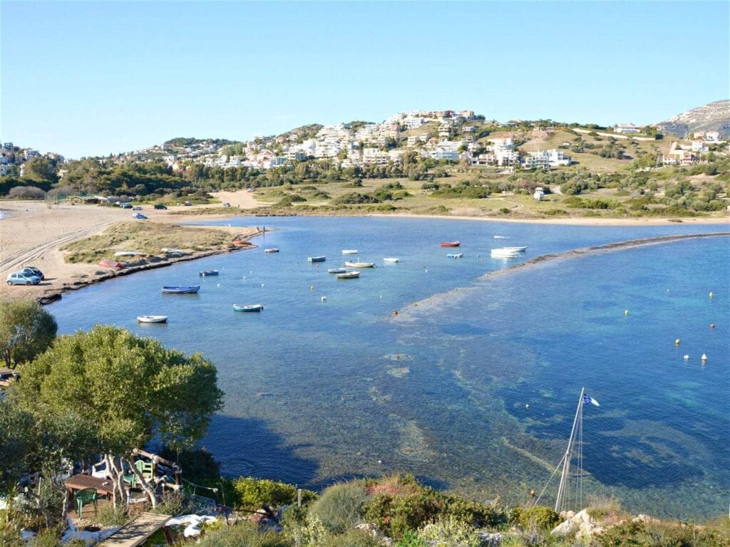 Atina Kıyı Şeridi, Yunanistan