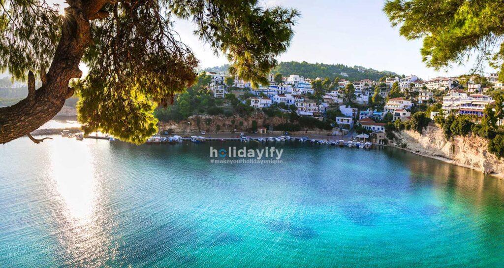 Alonissos Adası, Yunanistan