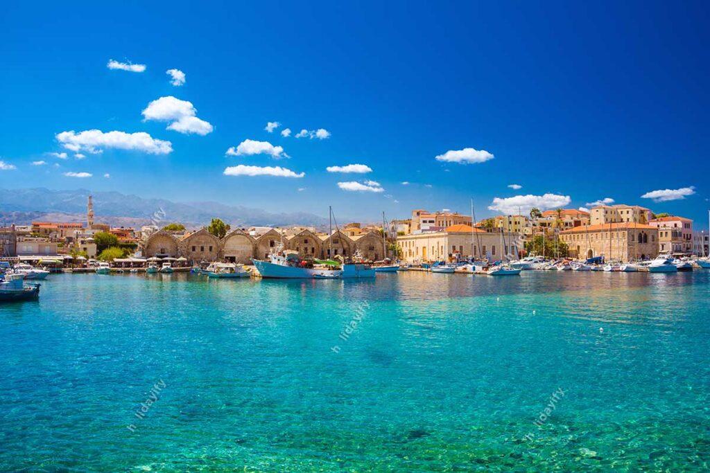 Hanya eski limanı, Girit'te gezilecek yerler