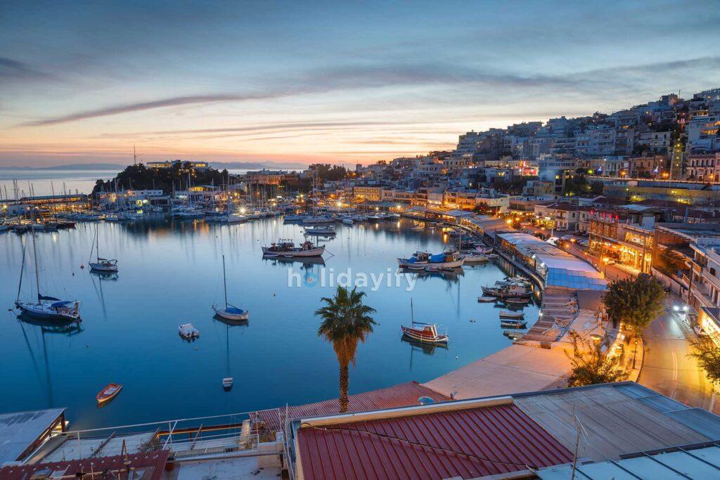 Küçük Liman, Atina