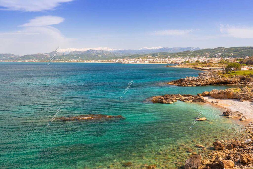 Kissamos Sahili, Girit, Yunanistan