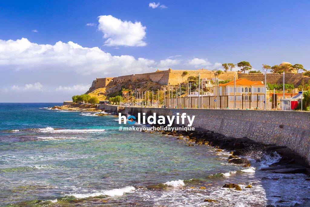 Fortezza Kalesi, Resmo, Girit Adası