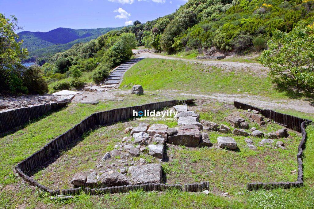 Antik Stagira, Halkidiki, Yunanistan