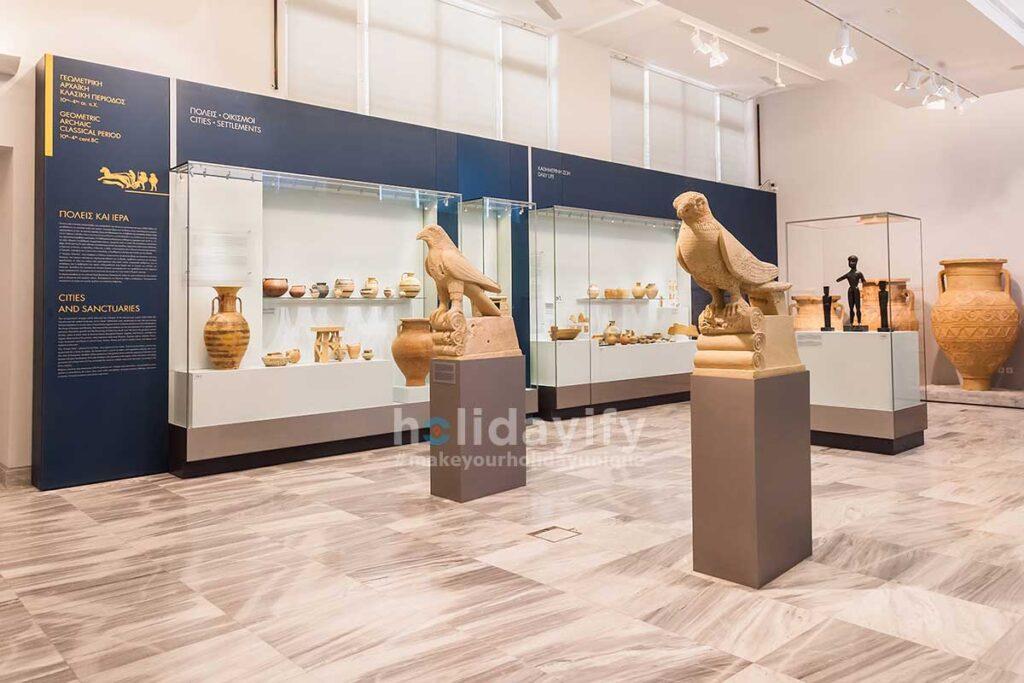 Kandiye Arkeoloji Müzesi, Girit Adası