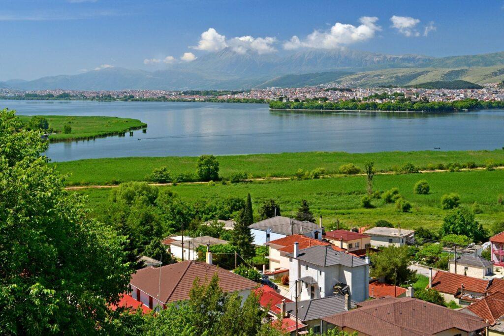 İyon Denizi - İlkbaharda Yunanistan Tatili