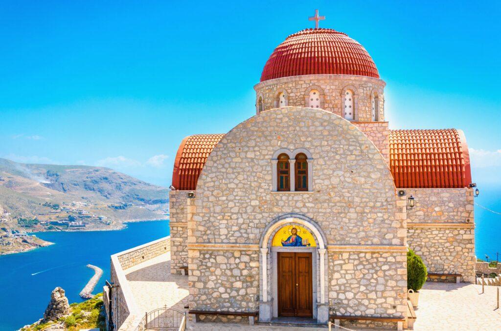 Kalimnos, Yunanistan