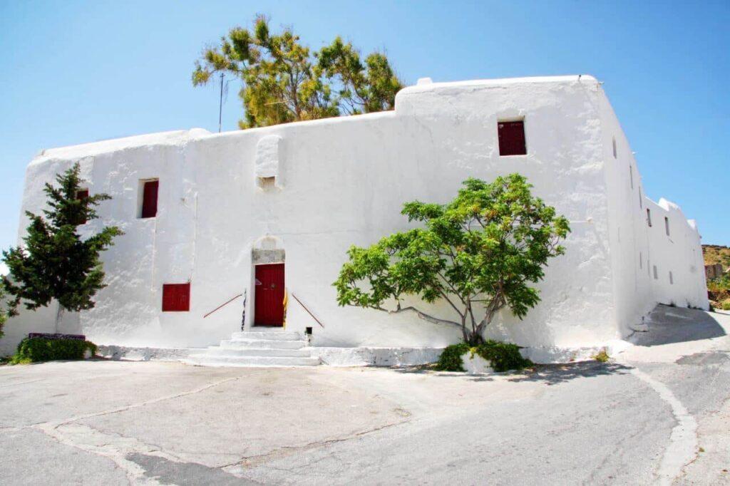 Paleokastro Manastırı, Mykonos
