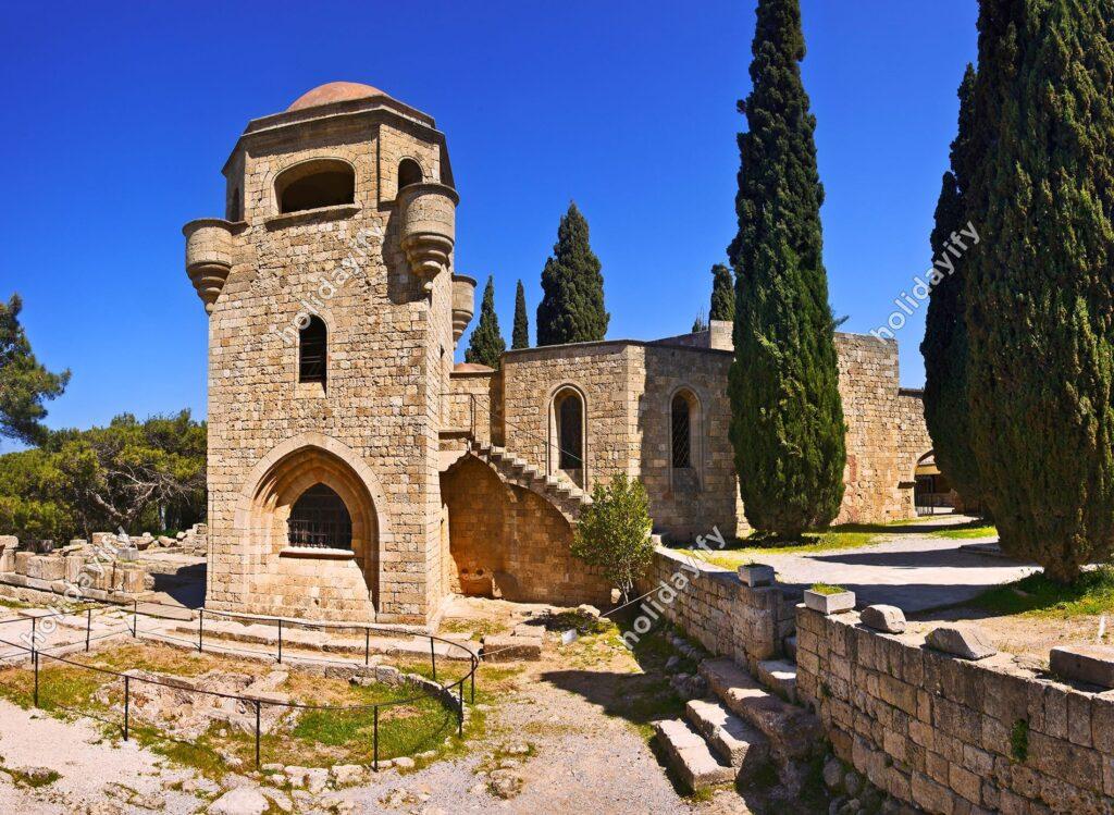 Rodos Filerimos Manastırı