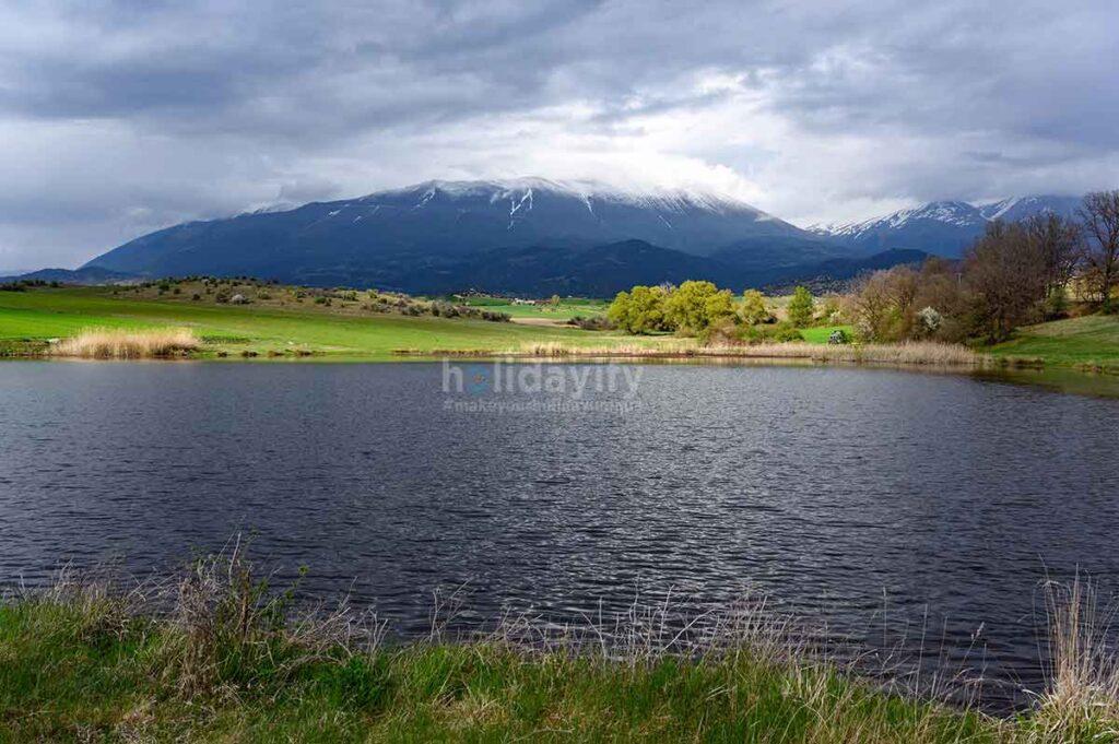 Yunanistan'ın en yüksek dağı, Olimpos