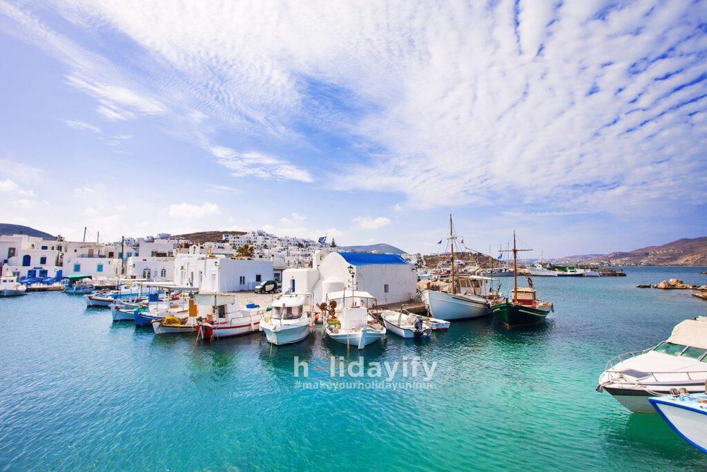 Naoussa, Paros Adası