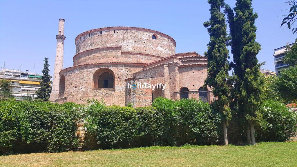 Selanik'in Erken Hıristiyan ve Bizans Anıtları