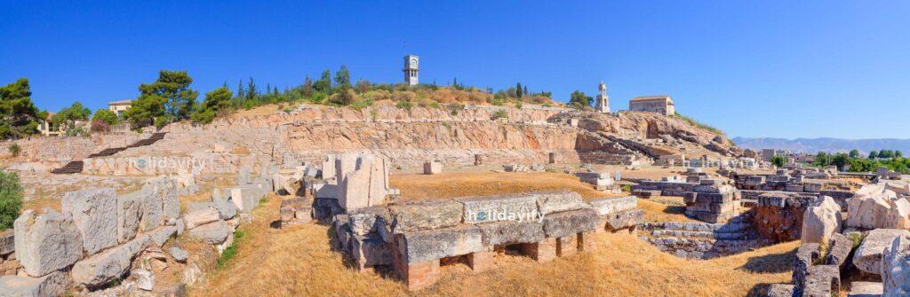 Antik Eleusis, Atina
