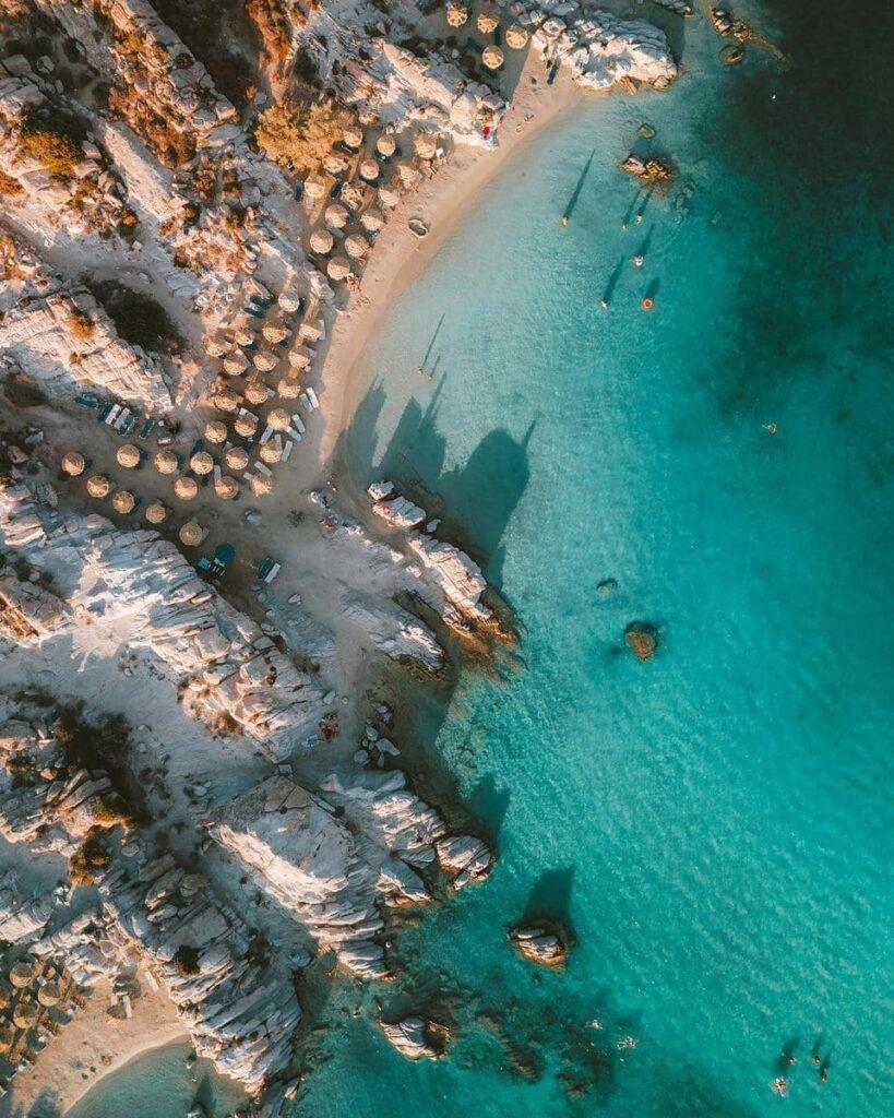 Paros Plajları