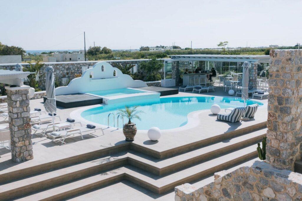 Orabel Suites, Santorini Plaj Otelleri