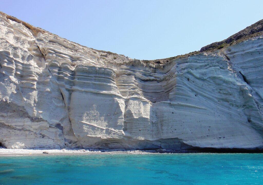 White Beach / Beyaz Plaj, Santorini