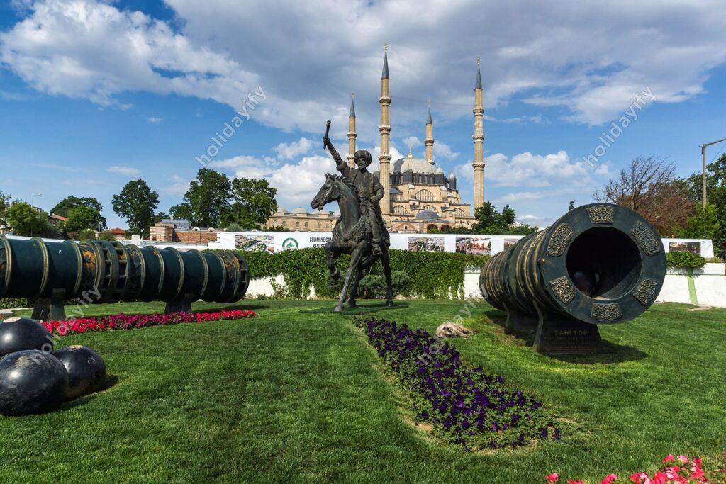 Selimiye Cami Edirne