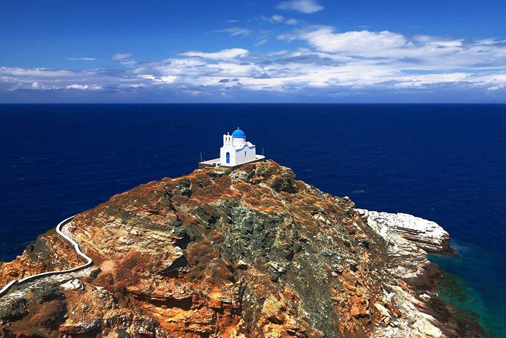 Kiklad Adaları: Sifnos