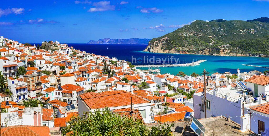Skopelos Beldesi, Yunanistan