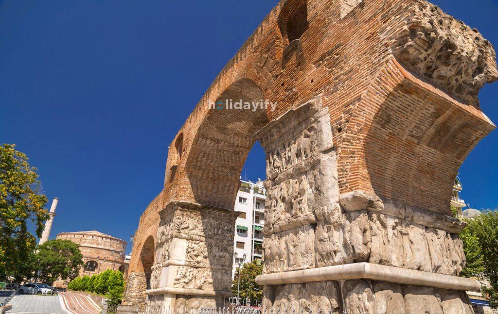Galerius Kemeri, Selanik, Yunanistan