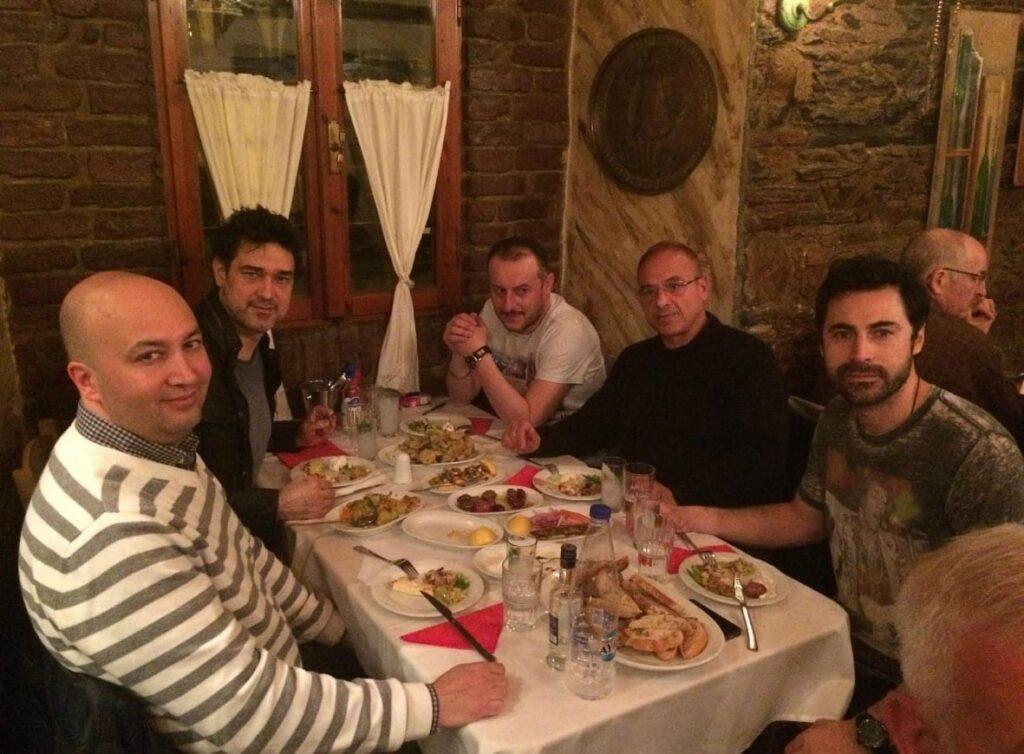 Taverna Palati, Selanik