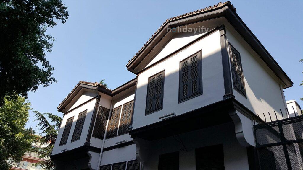 Atatürk Evi Müzesi, Selanik, Yunanistan