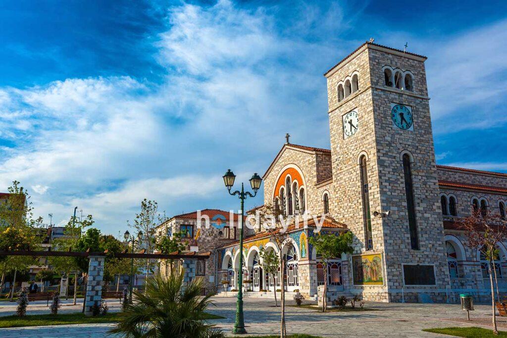 Volos Magnisia, Yunanistan