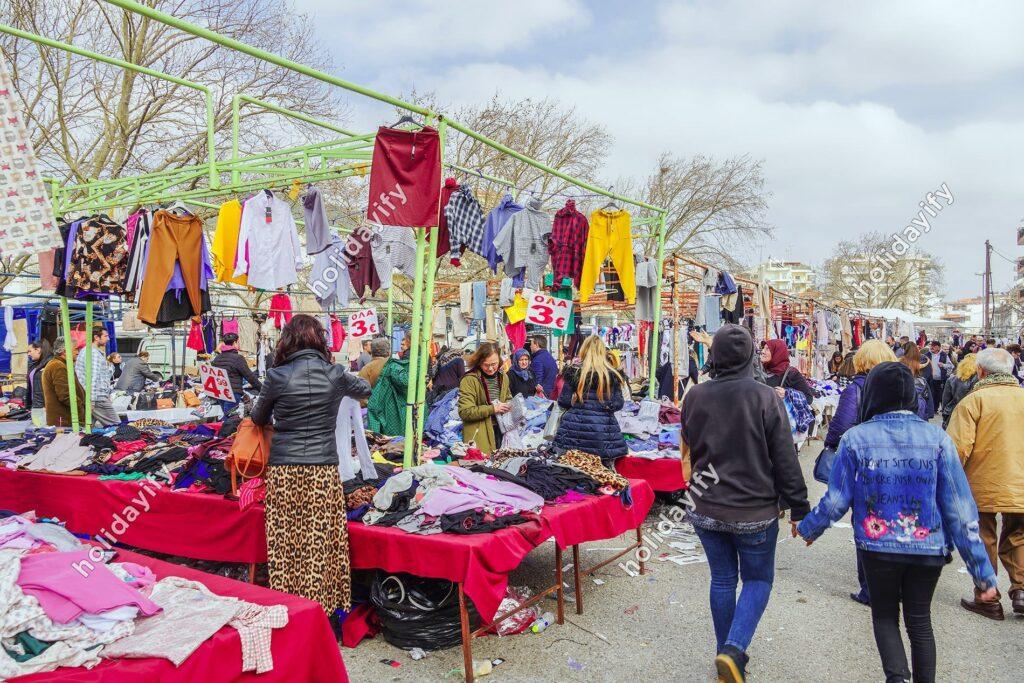 iskeçe pazarı