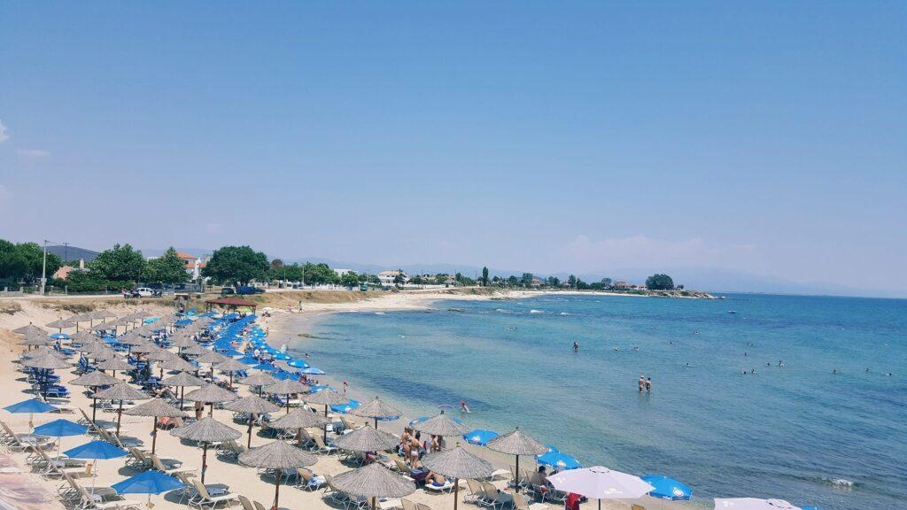 iskeçe plajları