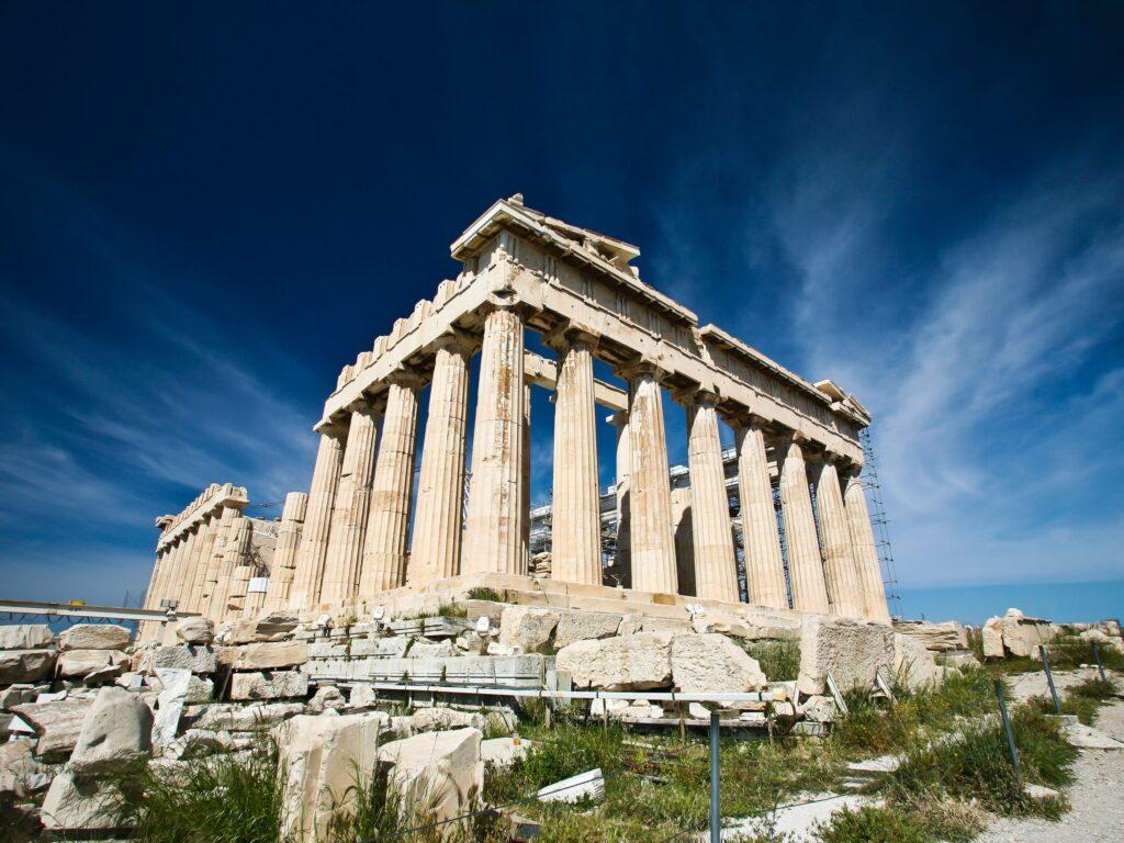 Akropolis, Atina, Yunanistan