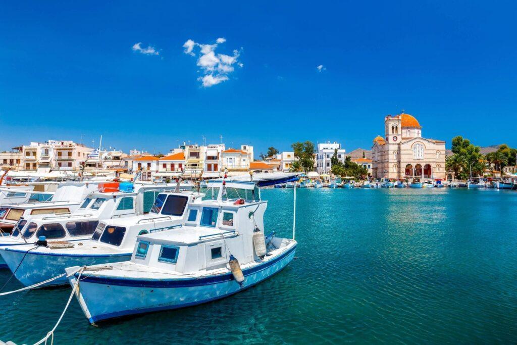 Aegina Yunanistan