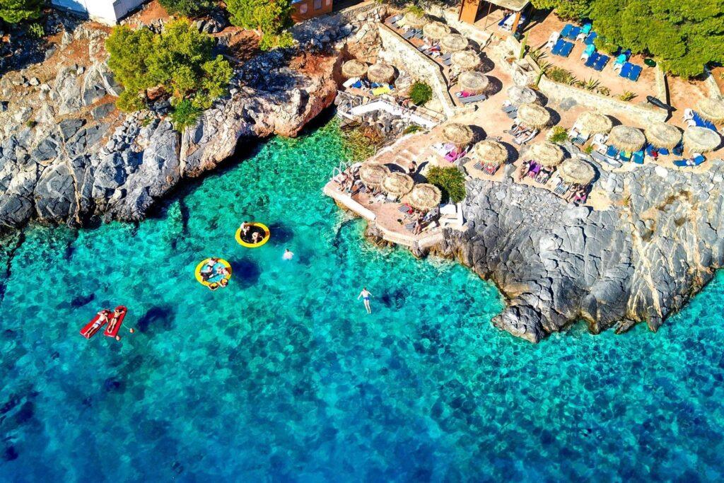 Agistri Yunanistan