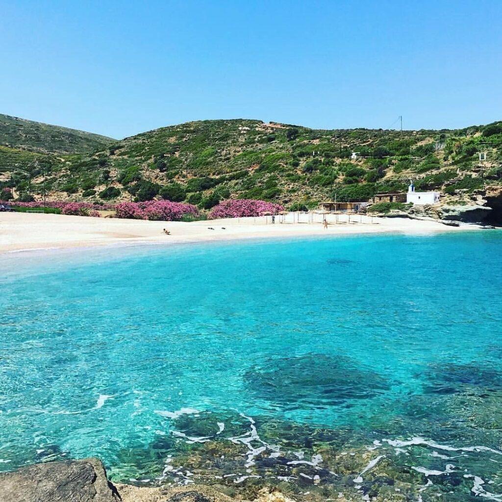 Andros Adası, Yunanistan