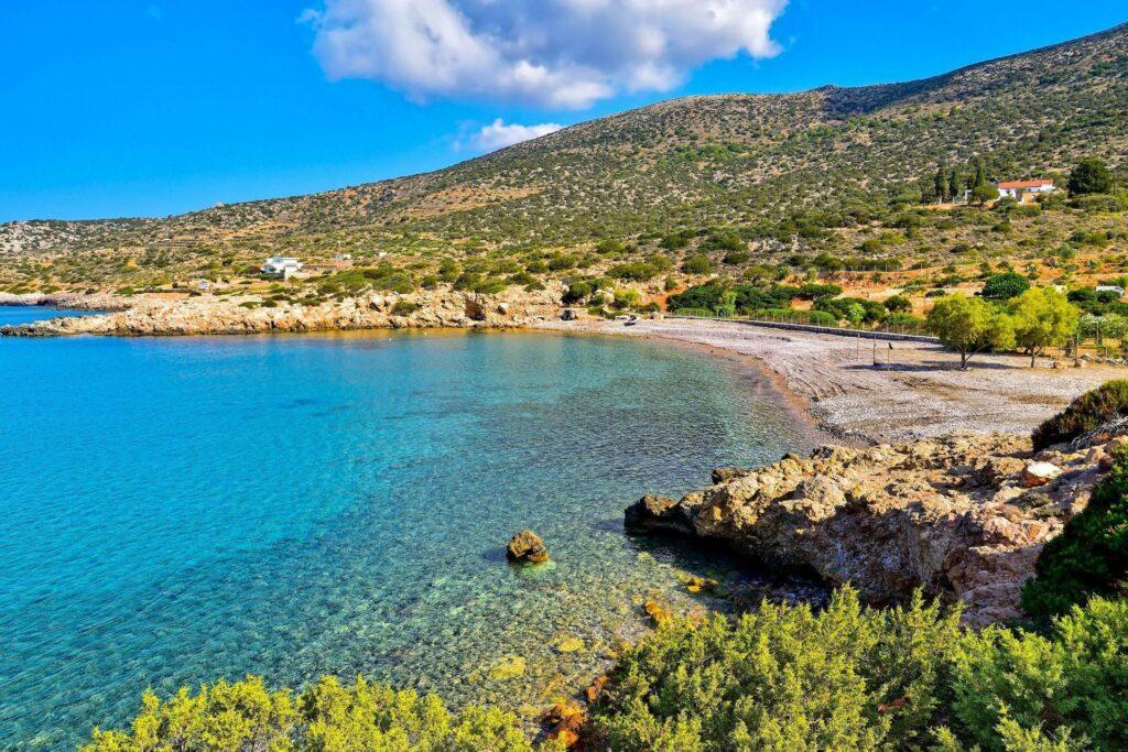 Elinta plajı
