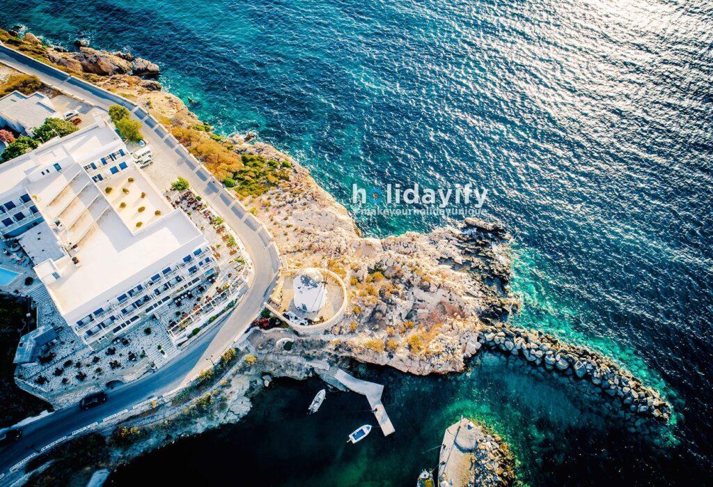 Paros Adası, Yunanistan