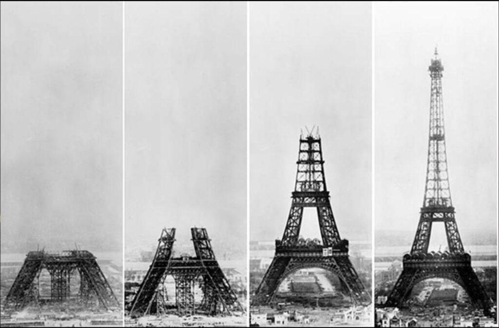 Eyfel Kulesi Tarihi