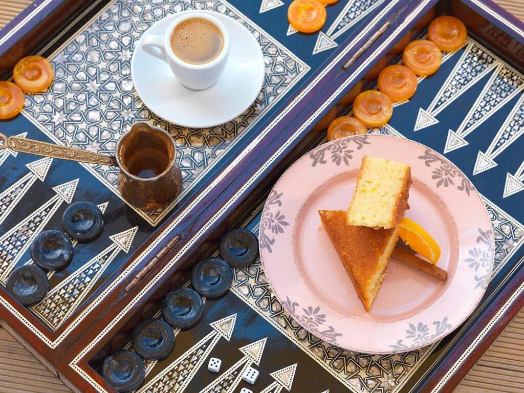 Revani - Yunan Mutfağı Tatlıları