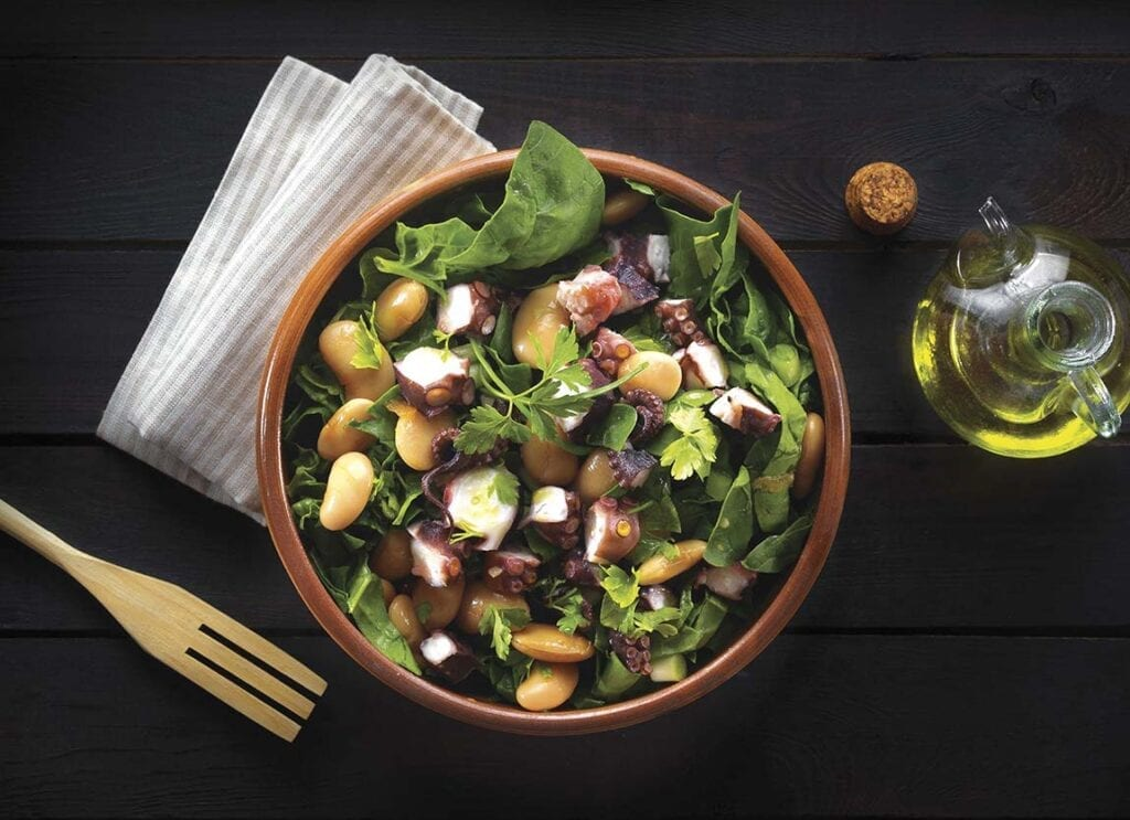 Ahtapot - Yunan Mutfağı