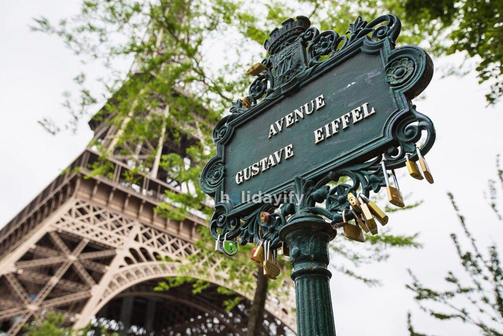Gustave Eiffel Bulvarı