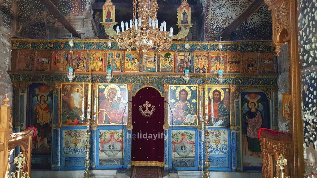 Vlatadon Manastırı, Selanik, Yunanistan