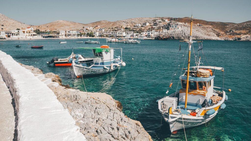 Pserimos Adası