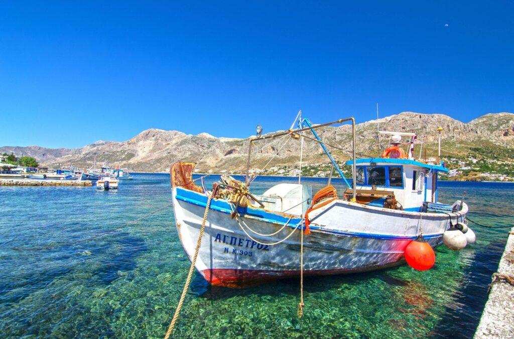 Kalimnos'ta gezilecek yerler