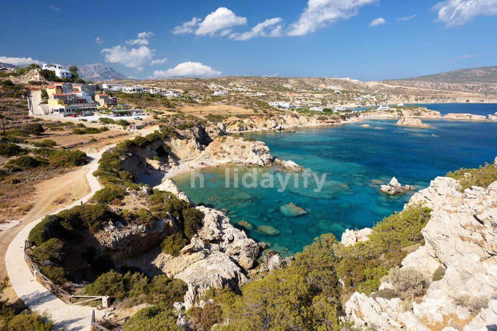 Karpathos Plajları, Yunanistan