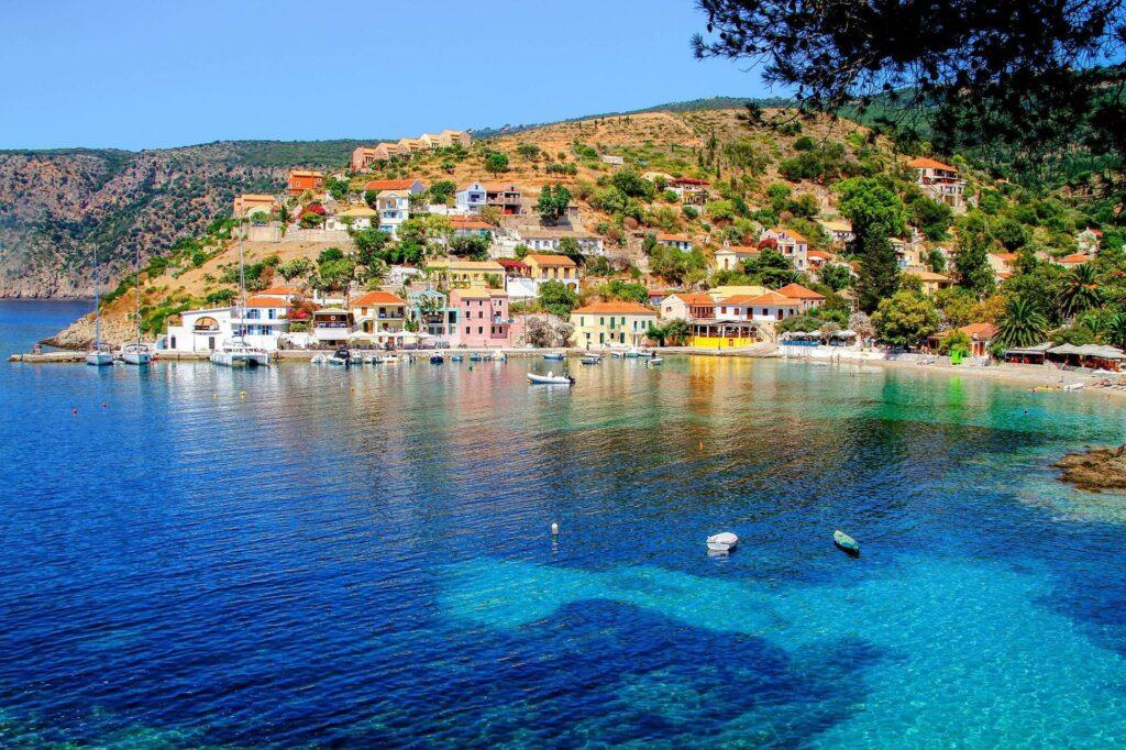 Kefalonya Yunanistan
