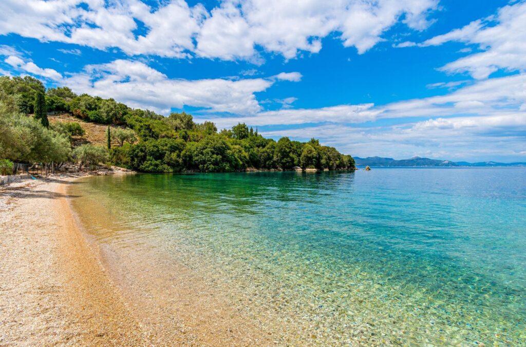 Meganisi Adası