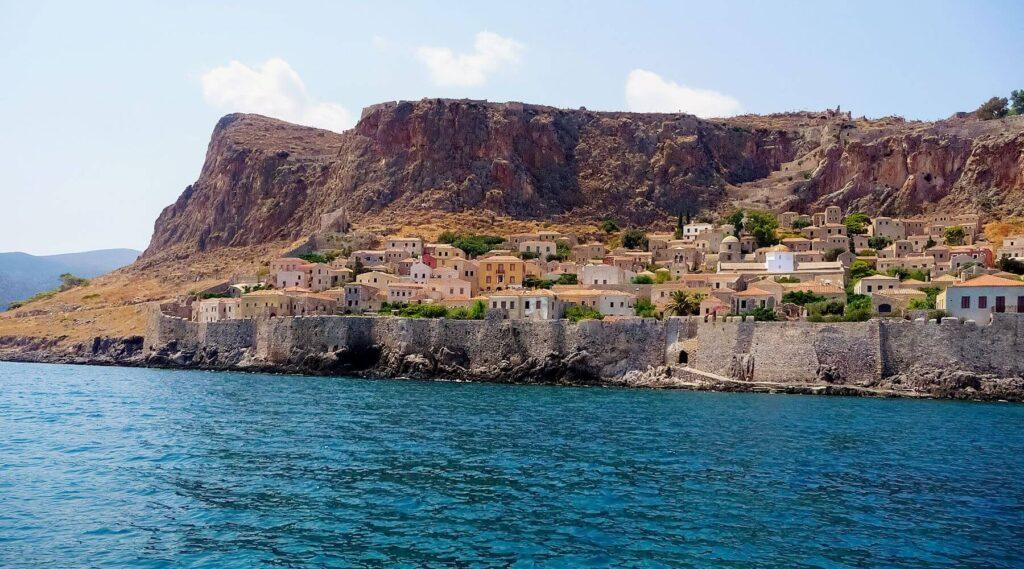 Monemvasia, Yunanistan