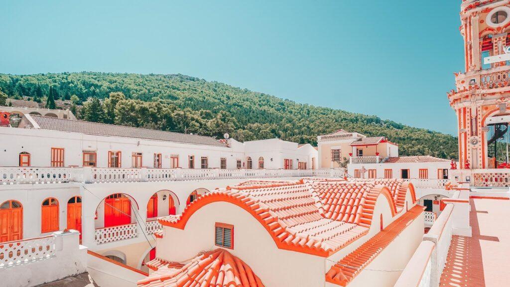 Panormitis Manastırı, Simi