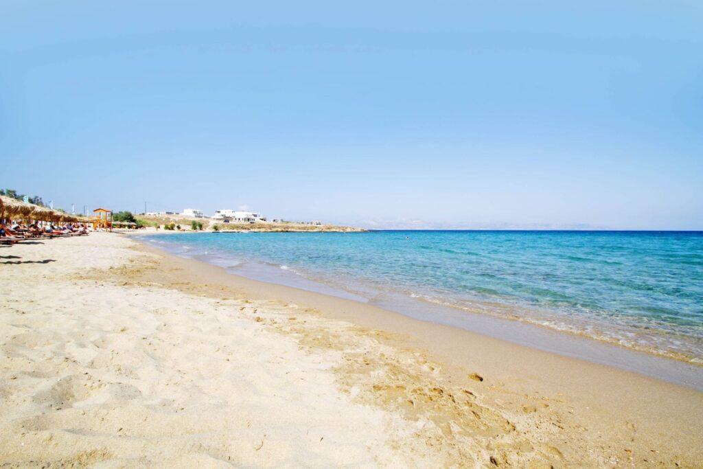Kolymbithres Plajı, Paros Adası, Yunanistan