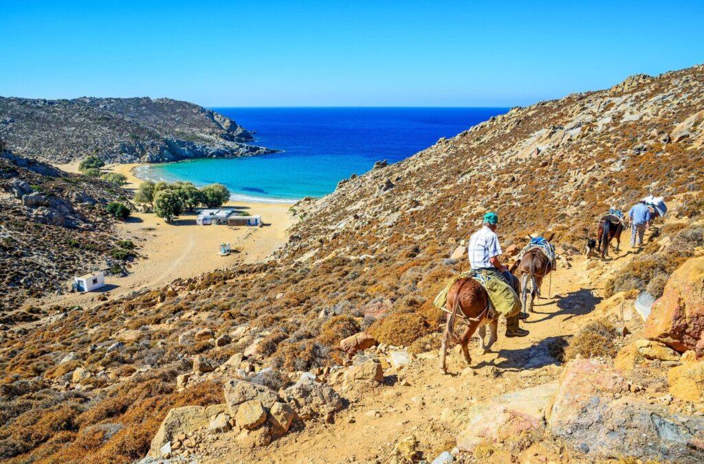 Patmos'ta gezilecek yerler