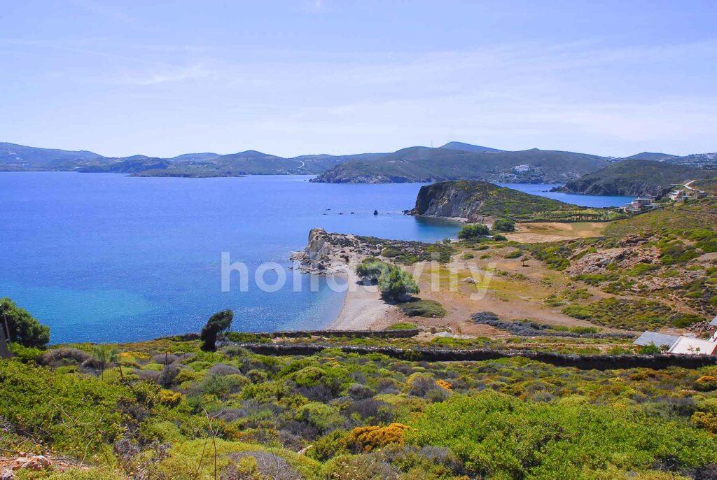 Patmos plajları, Yunanistan